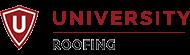 University Roofing Logo